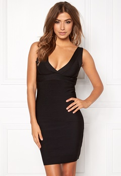 ONLY New Fit S/L Dress Black Bubbleroom.eu