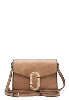 Gessy New Lilian Bag Khaki Bubbleroom.eu