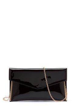 New Look Alana Asym Clutch Black Bubbleroom.eu