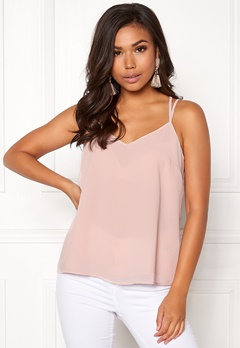 New Look Char Lace Cami Singlet Shell Pink Bubbleroom.eu