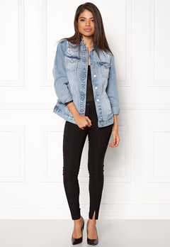 New Look Chezza Oversize Jacket Wedgewood Bubbleroom.eu