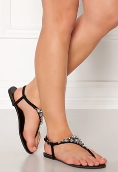 New Look Embellished Toe Sandal Black Bubbleroom.eu