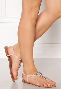 New Look Embellished Toe Sandal Pink Bubbleroom.eu