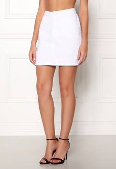 New Look Eva Skirt White Bubbleroom.eu