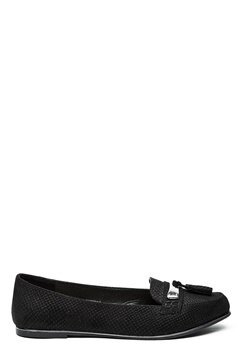 New Look Knicked Loafer Black Bubbleroom.eu