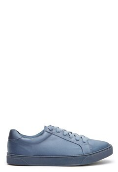 New Look Matin Satin Lace Up Blue Bubbleroom.eu