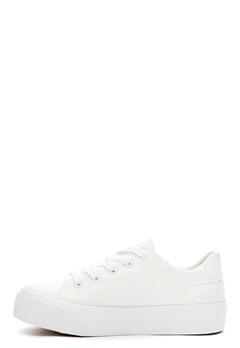 New Look Molossal Sole White Bubbleroom.eu