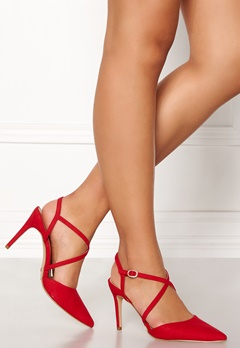 New Look Rexy 2 Strappy Sandal Red Bubbleroom.eu