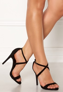 New Look Sarina Strappy Sandal Black Bubbleroom.eu