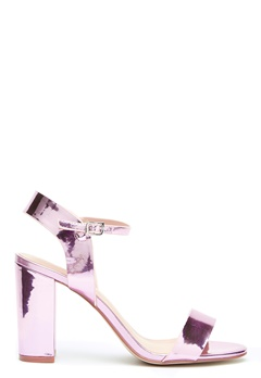 New Look Strike 4 Mirror PU Sandal Pink Bubbleroom.eu