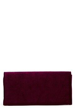 New Look Vespa Velvet Clutch Burgundy Bubbleroom.eu