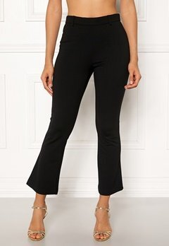 OBJECT Nicky 7/8 Slim Pant Black Bubbleroom.eu