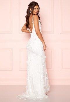 Nicole Falciani X Bubbleroom Nicole Falciani Wedding Gown White Bubbleroom.eu