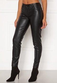 Noisy May Kimmy NW Skinny Pants Black Bubbleroom.eu