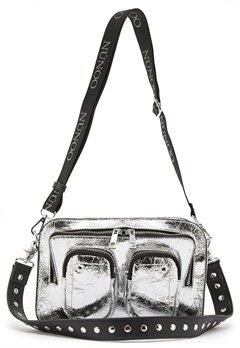 Nunoo Ellie Cool Bag Silver Bubbleroom.eu
