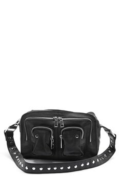 Nunoo Ellie Silky Black Bag Black Bubbleroom.eu