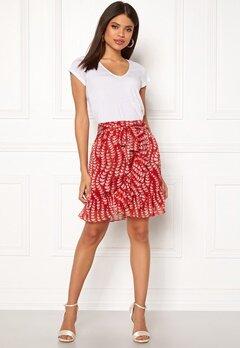 co'couture Oat Skirt Rio Red Bubbleroom.eu