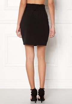 OBJECT Abella MW Mini Skirt Black Bubbleroom.eu