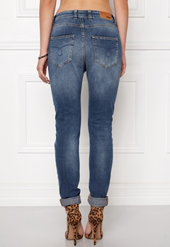 OBJECT Ally Antifit 467 Jeans Dark Blue Denim Bubbleroom.eu