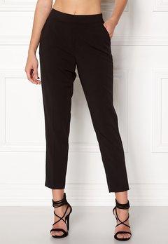 OBJECT Cecilie 7/8 Pants Black Bubbleroom.eu