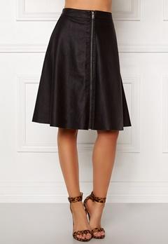 OBJECT Cupa mw faux skirt Black Bubbleroom.eu