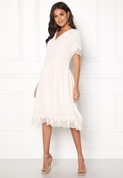 OBJECT Emmy S/S Dress Gardenia Bubbleroom.eu
