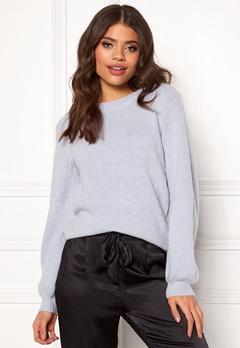OBJECT Eve Nonsia Knit Pullover Heather/Melange Bubbleroom.eu