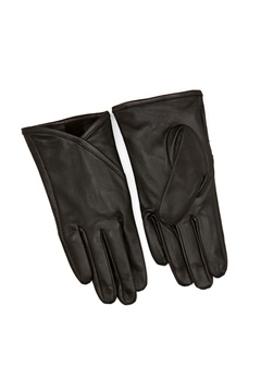 OBJECT Hannah L Gloves Black Bubbleroom.eu