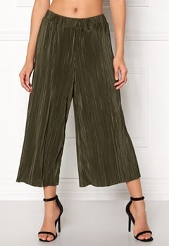 OBJECT Jacobina mw Coulotte Pant Ivy Green Bubbleroom.eu