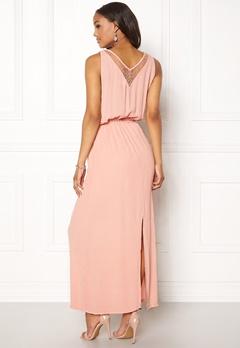 OBJECT Josephine s/l Maxi Dress Misty Rose Bubbleroom.eu