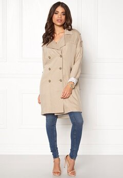OBJECT Jules Jacket Oxford Tan Bubbleroom.eu