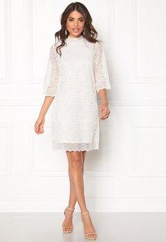 OBJECT Lacey 3/4 Dress Gardenia Bubbleroom.eu