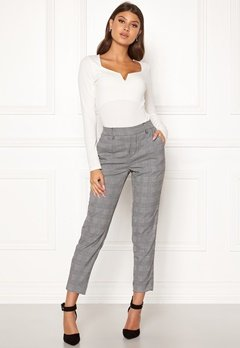 OBJECT Lisa Slim Pant Gardenia Bubbleroom.eu