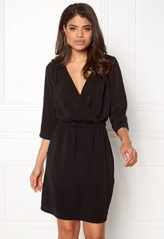 OBJECT Loha Evelina 3/4 Dress Black Bubbleroom.eu