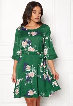 OBJECT Pam 3/4 Dress Shady Glade Bubbleroom.eu