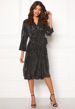 OBJECT Sharly 3/4 Dress Black Bubbleroom.eu