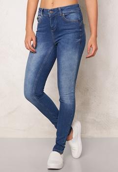 OBJECT Skinny Sally 205 Jeans Medium Blue Denim Bubbleroom.eu