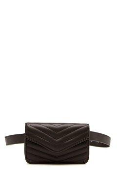 OBJECT Steff PU Quilt Belt Bag Black Bubbleroom.eu