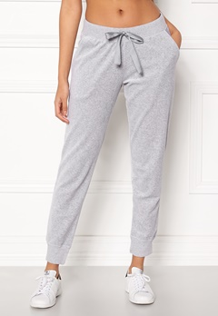 Odd Molly Get Along Pant Light Grey Melange Bubbleroom.eu