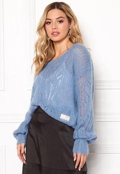 Odd Molly Mystery Fields Sweater Heritage Blue Bubbleroom.eu