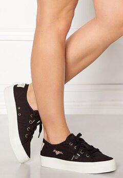 Odd Molly Pedestrian Sneaker Almost Black Bubbleroom.eu
