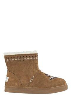 Odd Molly Suedey Low Boot Shoes Desert Bubbleroom.eu