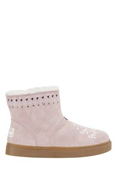 Odd Molly Suedey Low Boot Shoes Shell Bubbleroom.eu