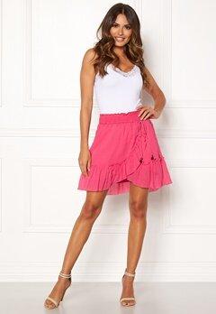 Odd Molly Superflow Skirt Blush Pink Bubbleroom.eu