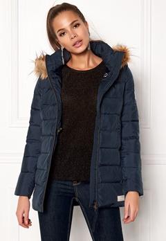 Odd Molly Winterland Jacket Dark Blue Bubbleroom.eu