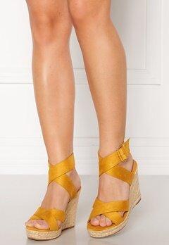ONLY Amelia Wrap Heeled Sandal Sunshine Bubbleroom.eu