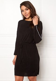 ONLY Anja 7/8 Dress Black Bubbleroom.eu
