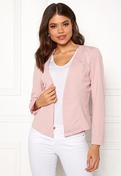 ONLY Anna Short Blazer Rose Smoke Bubbleroom.eu