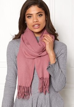 ONLY Anna Weaved Scarf Mesa Rose Bubbleroom.eu