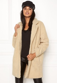 ONLY Aurelia Shearling Coat Nomad Bubbleroom.eu